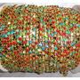 Rolo De Strass Ss14 Multicolor Com 50 Metros