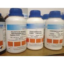 Carbonato De Cálcio 500 Gr P.a. - 500gr