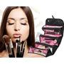 Organizador De Bolsa Necessaire Maquiagem Viagem Refil