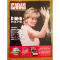 Revista Caras 5 Setembro 1997 Especial Diana Perfeito Estado