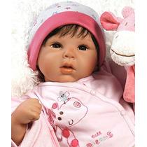 Boneca Bebê Reborn Real Silicone Enxoval Entrega Em 60 Dias