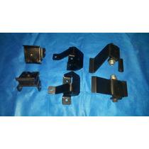 Kit Suporte Do Agregado / Suporte Motor / Coxim Opala 6cc