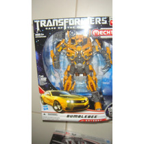Transformers Bumblebee Leader Novo No Brasil