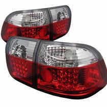 Tuning Imports Lanterna Altezza Sonar Led Honda Civic 96/98