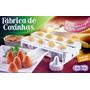Fabrica De Coxinha-8 Formas - Receita- Casa-festa-buffet