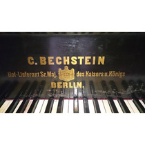 Piano 3\4 Cauda C. Bechstein - Leia Anúncio
