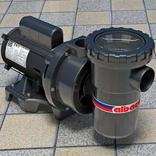 Moto bomba para piscina albacete 1 4cv 220v bif novo r for Bombas para piscinas precios