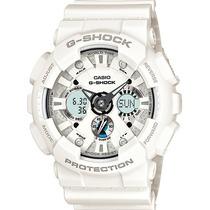 Relógio Casio G-shock Ga-120 Wr-200 5 Alarmes Hora Mundial B