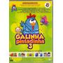 Dvd Galinha Pintadinha - 14 Clipes Vol. 3 - Novo***