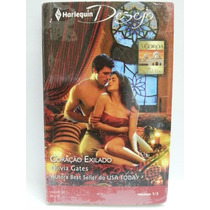 Romance: Desejo Harlequin Nº157 Olivia Gates - Frete Grátis