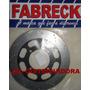 Disco De Freio Tras. Suzuki Gsx-750f Ano 1989 A 1997 Fabreck
