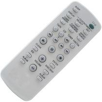 Controle Remoto Aparelho De Som Sony Rm-sc30