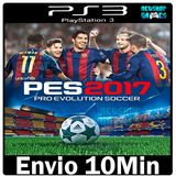 Pes 2017 - Pro Evolution Soccer 17 - Psn Ps3 * Envio Digital