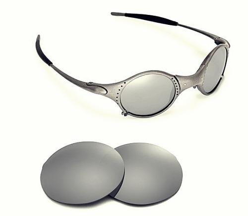 8df53e2cf Oculos Mars Medusa Xmetal Lentes Black Polarizadas Original (Oakley ...