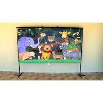 Banner Painel Gigante 2,40x1,30 M Para Decoração Festa!!!