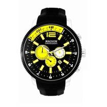Relógio Magnum Cronógrafo Ma33326y - Garantia E Nf
