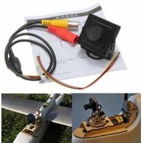 Mini Camera Para Fpv -hd 700tvl Ang 170g P/quadricoptero Tri