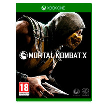 Jogo Mortal Kombat X - Xbox One Original Lacrado