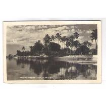 Rj113 Postal Antigo Ilha De Paqueta Rio De Janeiro,