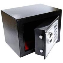Kit Cofre Eletronico Digital Completo Para Parede Com Buchas