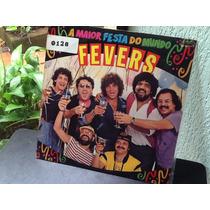 Lp The Fevers A Maior Festa Do Mundo