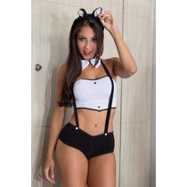 Fantasia Coelhinha Sexy Playboy - Loula Shop