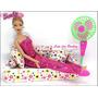 Ventilador Para Casa De Bonecas * Barbie * Móveis * Sala