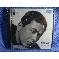 Altemar Dutra - Sentimental Demais - Cd Nacional