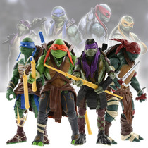 Tartarugas Ninjas - Playmates - Teenage Mutant - P Entrega
