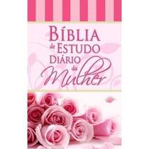 Bíblia De Estudo Diário Da Mulher Frete Grátis