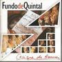 Cd Original Fundo De Quintal - Cacique De Ramos