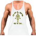 Camiseta Regata Golds Gym Super Cavada - Academia Musculação