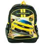 Mochila Escolar Camaro Amarelo Infantil Para Crianca