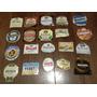 Coleção De 20 Rótulos De Cervejas Nacionais E Importadas