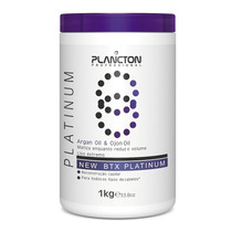 Botox Platinum Plancton Btx Redução De Volume Sem Formol 1kg