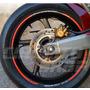Friso Adesivo Roda Refletivo Rec3 Moto Hornet + Frete Grátis