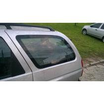 Vidro Lateral Traseiro Esquerdo Ford Escort Zetec Sw Usado