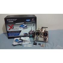 Helicóptero V977 6ch 3d Brushless -pronta Entrega-show