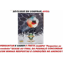 Figurinhas Álbum Campeonato Brasileiro 2013 - Orçamentos