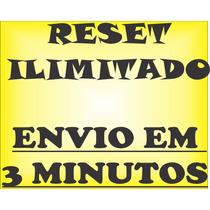 Reset Epson L365 L455 L565 L1300 L1800 Almofada Led Piscando