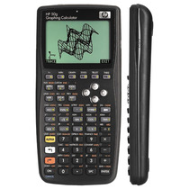 Calculadora Gráfica Hp 50g Com Capa Protetora Original