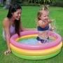 Piscina Inflável Infantil 68 Litros Redonda Bebê - Intex