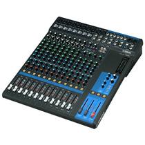 Mesa Yamaha Mg16 Na Cheiro De Música Loja Autorizada !!