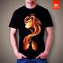 Camisetas Tv, Filmes E Desenhos Animados - Rei Leão Simba
