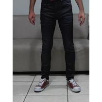 Calça Jeans Masculina Resinada / Emborrachada Colorida Dixie