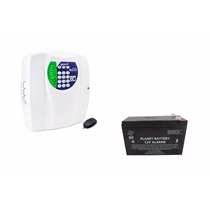 Kit Central Cerca Elétrica Genno Rev. Comunic + Bateria 7amp