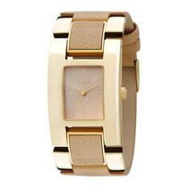 Relógio Feminino Euro Premium Eu2035xmtd/2x - Dourado / P...
