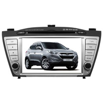 Central Multimidia Hyundai Ix35 Dvd Tv Gps 5.1 Camera De Ré