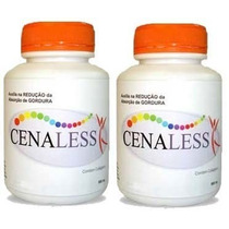 Cenaless 2 Frascos De 60 Caps.600mg