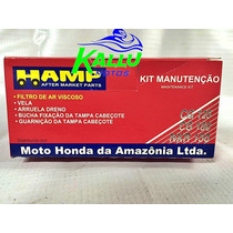 Kit Revisao Titan 125 150 Fan Ano 2010 Original Honda (hamp)